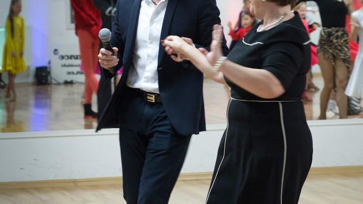Новый курс светского танца для взрослых начнётся 3 октября 2018 года
