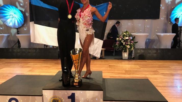 Konstantin Gorodilov – Dominika Bergmannova on 10-tantsu maailmameistrid!