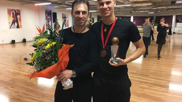 Eesti paar võitis maailmameistrivõistlustel pronksmedali!