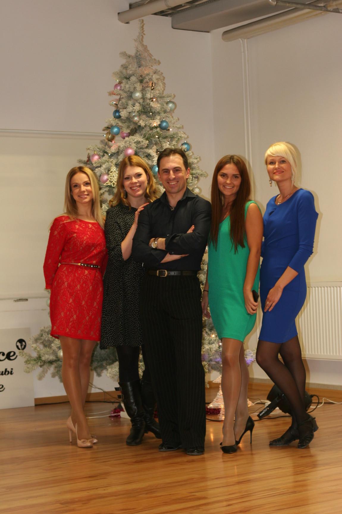 22. detsembril toimub kell 18.00 tantsusaalis 1 jõulukontsert