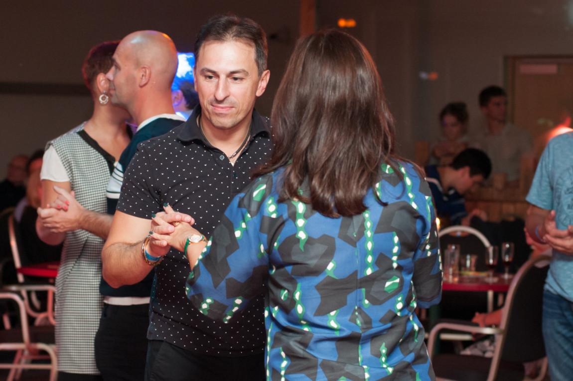 С 09.09.2019 начинается группа Светского танца для взрослых!
